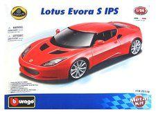 Bburago KIT Lotus Evora S IPS 1:24 cena od 315 Kč
