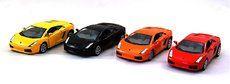 Kinsmart Lamborghini Gallardo 13 cm cena od 145 Kč