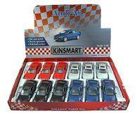 Kinsmart Audi A6 13 cm cena od 119 Kč
