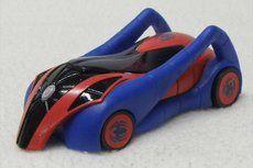 MONDO Spiderman auto 1:64 cena od 65 Kč