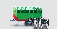 SIKU Farmer Přívěs na přepravu dobytka 1:32 cena od 629 Kč