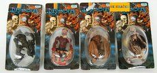 Teddies Monster figurka cena od 44 Kč