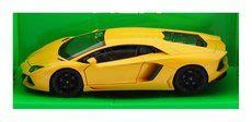 Welly Lamborghini Aventador 1:24 cena od 328 Kč