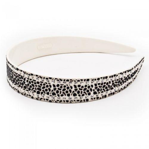 Artina Luxury Čelenka do vlasů s krystaly Swarovski