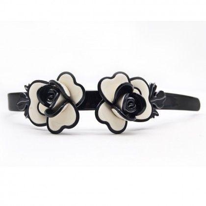 Artina Luxury Čelenka do vlasů s motivem růží