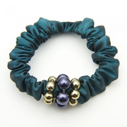 Artina Luxury gumička do vlasů s perlami