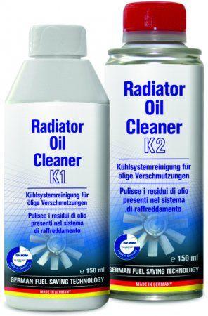 Autoprofiline Autoprofi Odstraňovač oleje z chladiče K1+K2 150+150 ml