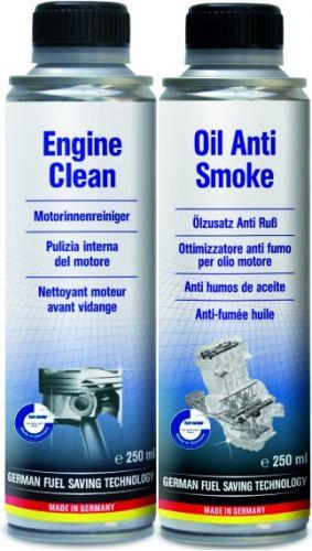 Autoprofiline Autoprofi Sada na snížení spotřeby oleje a kouřivosti