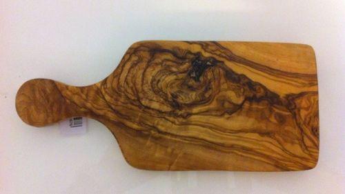 ELIXIR Crete Prkénko na krájení z olivového dřeva 23 cm cena od 299 Kč