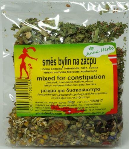 Anna Herbs Čajová směs bylin proti zácpě 30 g