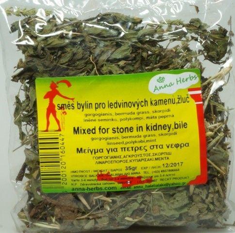 Anna Herbs Čajová směs bylin na ledvinové kameny 35 g