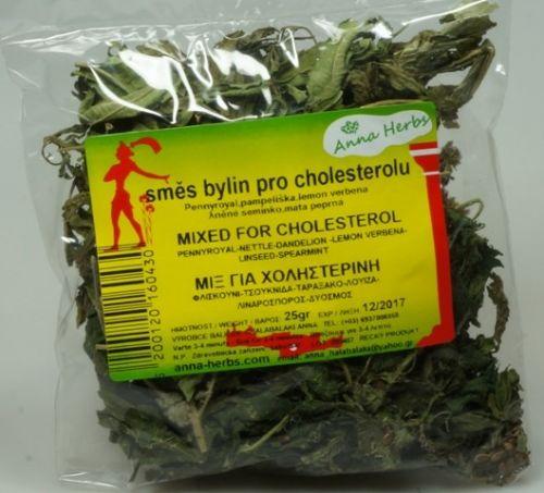 Anna Herbs Čajová směs bylin na cholesterol 25 g