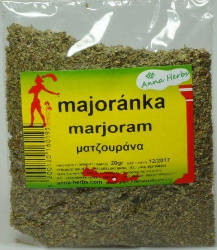 Anna Herbs Majoránka 20 g