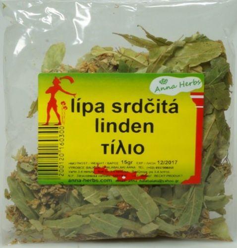Anna Herbs Lipový čaj 15 g