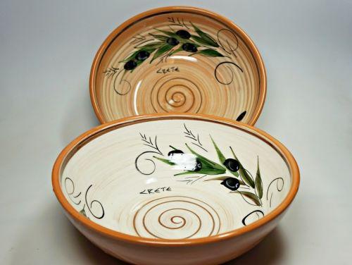PLOUMAKIS NIKOLAOS Krétská miska 20 cm cena od 379 Kč