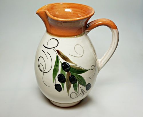 PLOUMAKIS NIKOLAOS Krétský džbán 19 cm cena od 0 Kč