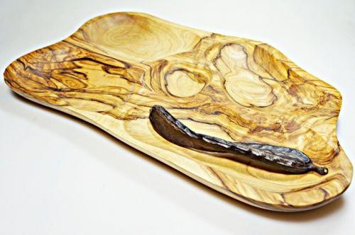 ELIXIR Crete Miska na oříšky z olivového dřeva 5 misek cena od 1366 Kč
