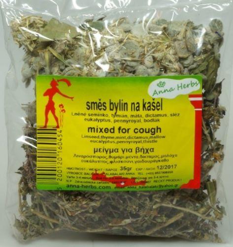 Anna Herbs Čajová směs bylin na kašel 35 g
