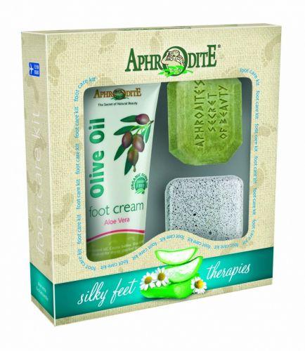 Aphrodite Skin Care Péče o nohy Aloe Vera set