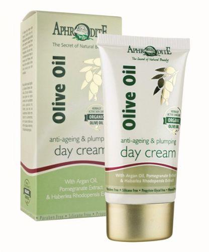 Aphrodite Skin Care Olivový vyživující denní krém 50 ml