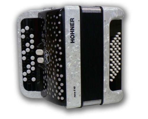 Hohner Nova II 60 A, C