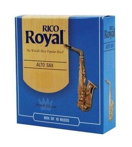 RICO ROYAL plátek alt saxofon č.2,5 cena od 721 Kč