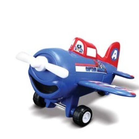 Maisto Super Hero Squad Air Captain America cena od 187 Kč