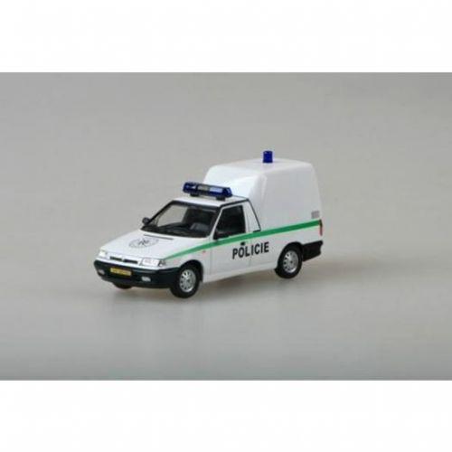 Abrex Škoda Felicie Pick-up 1996 Policie České republiky 1 : 43