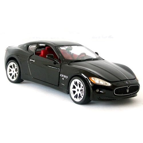 Bburago Maserati Gran Turismo 2008 1 : 24 cena od 379 Kč