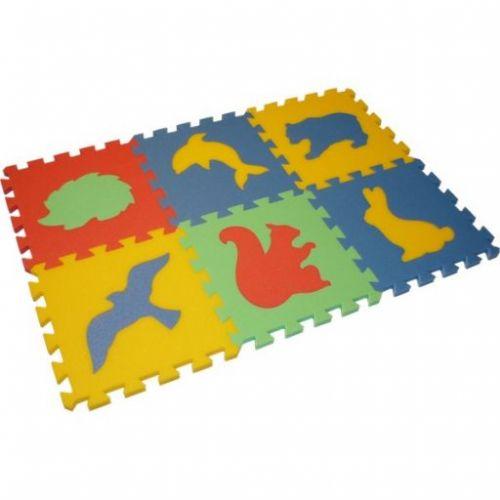 Malý Génius pěnový koberec MAXI 6 Silný , Zvířata 4 cena od 426 Kč