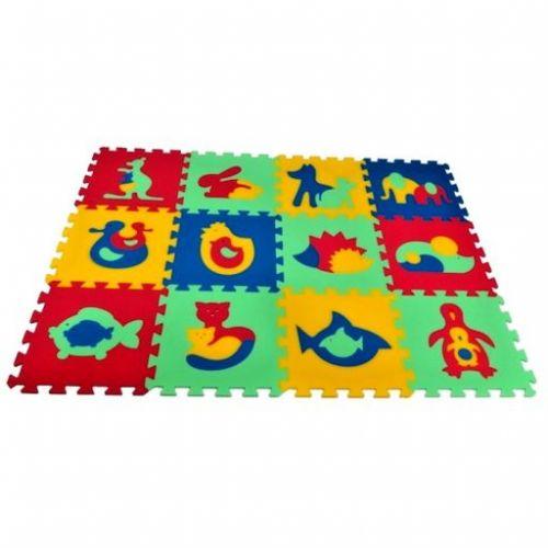 Malý Genius Pěnový koberec MAXI 12 zvířata I.-II. cena od 399 Kč