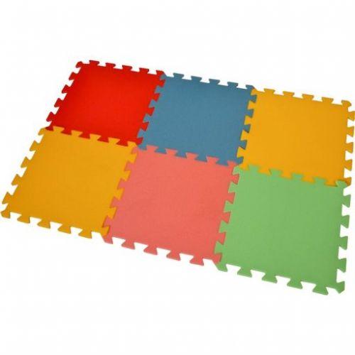 Malý Génius pěnový koberec MAXI 6 , Silný