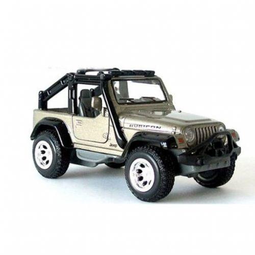 Maisto Jeep Wrangler Rubicon 1 : 32 / 44 cena od 157 Kč