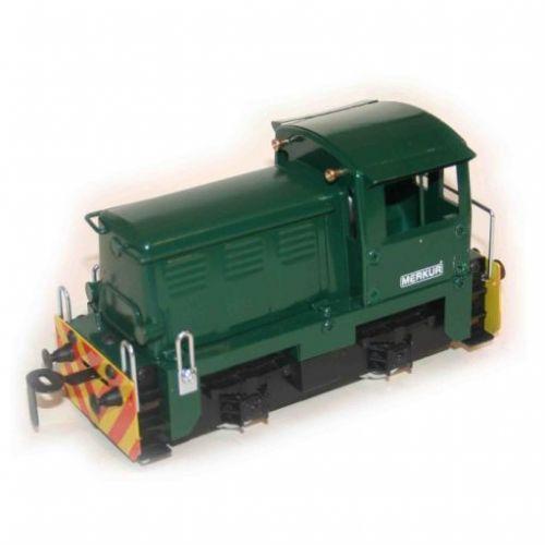 Merkur Toys Dieslová lokomotiva T701