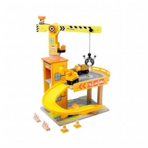 Legler Jeřáb a stavební stroje