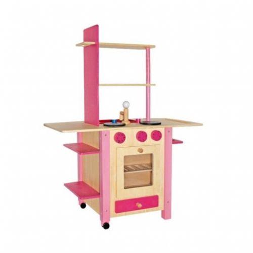 Legler dětská dřevěná kuchyňka Magda