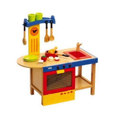 Legler dřevěná kuchyňka Magic