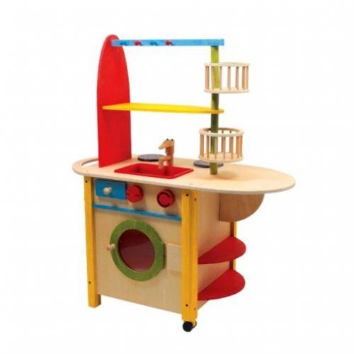 Legler dřevěná kuchyňka Deluxe cena od 2297 Kč
