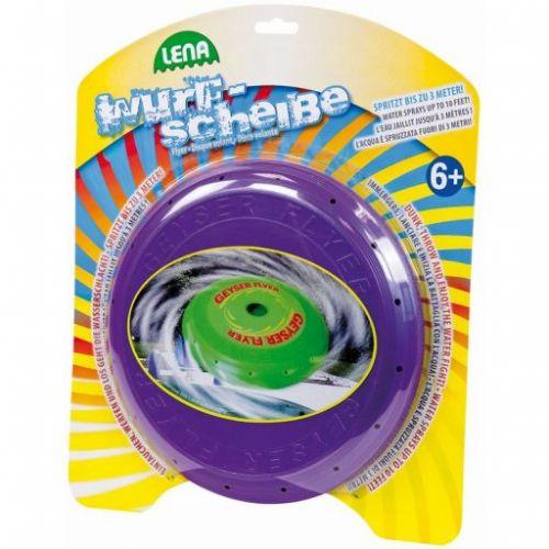 Lena Vodní frisbee