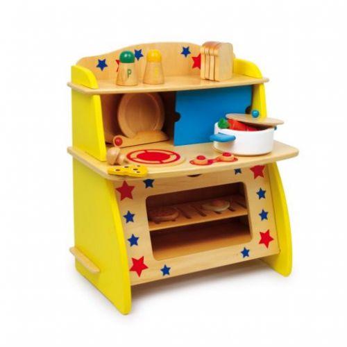 Legler dřevěná kuchyňka Stefi cena od 2080 Kč