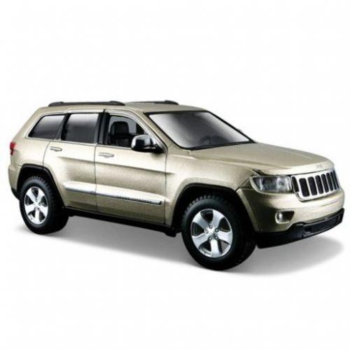 Maisto Jeep Grand Cherokee 2011 Gold 1 : 24 cena od 0 Kč