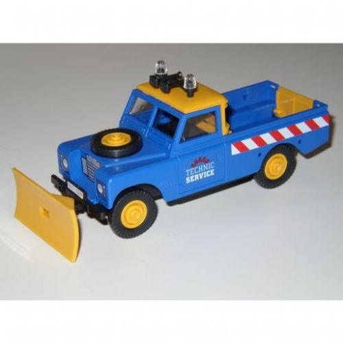Beneš a Lát Monti System 01 Land Rover Technic Servis
