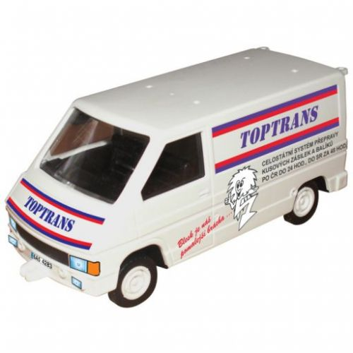 Beneš a Lát Monti System 27.1 Renault Trafic Toptrans