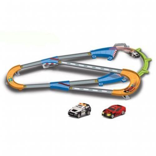 Bburago Eco autodráha Racers Maisto + dvě autíčka cena od 399 Kč