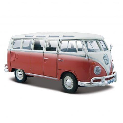 Maisto Volkswagen Van Samba 1 : 24 cena od 435 Kč