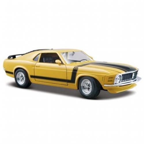 Maisto Ford Boss Mustang 1970 cena od 435 Kč