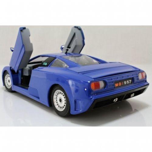 Bburago Bugatti EB 110 1 : 24 cena od 389 Kč