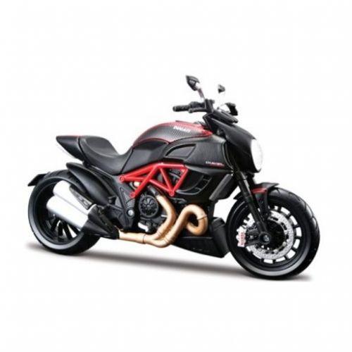 Maisto Ducati Diavel Carbon 1 : 12 cena od 295 Kč