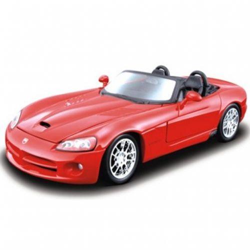 Maisto Dodge Viper SRT-10 2003 Kit 1 : 24 cena od 427 Kč