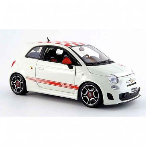 Bburago Fiat 500 Abarth Kit 1 : 24 cena od 0 Kč